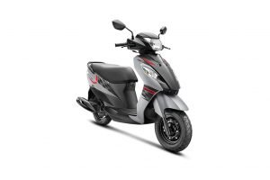 Suzuki Lets Grey Review