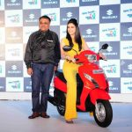 Suzuki Let's Parineeti Chopra