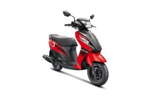 Suzuki Lets Red