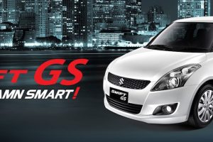 Suzuki Swift GS Indonesia Launch