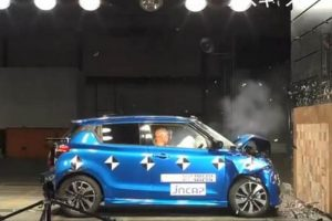 Suzuki Swift JNCAP Score
