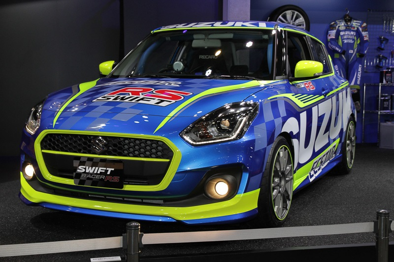 Suzuki Swift Racer RS Front