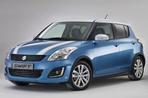 Suzuki Swift S-Edition Front