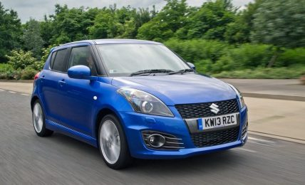 Suzuki Swift Sport 5 Door Front