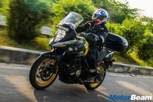 Suzuki V-Strom 650 Video Review