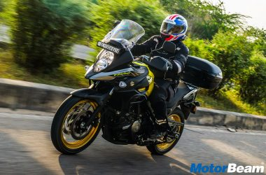 Suzuki V-Strom 650XT Video Review