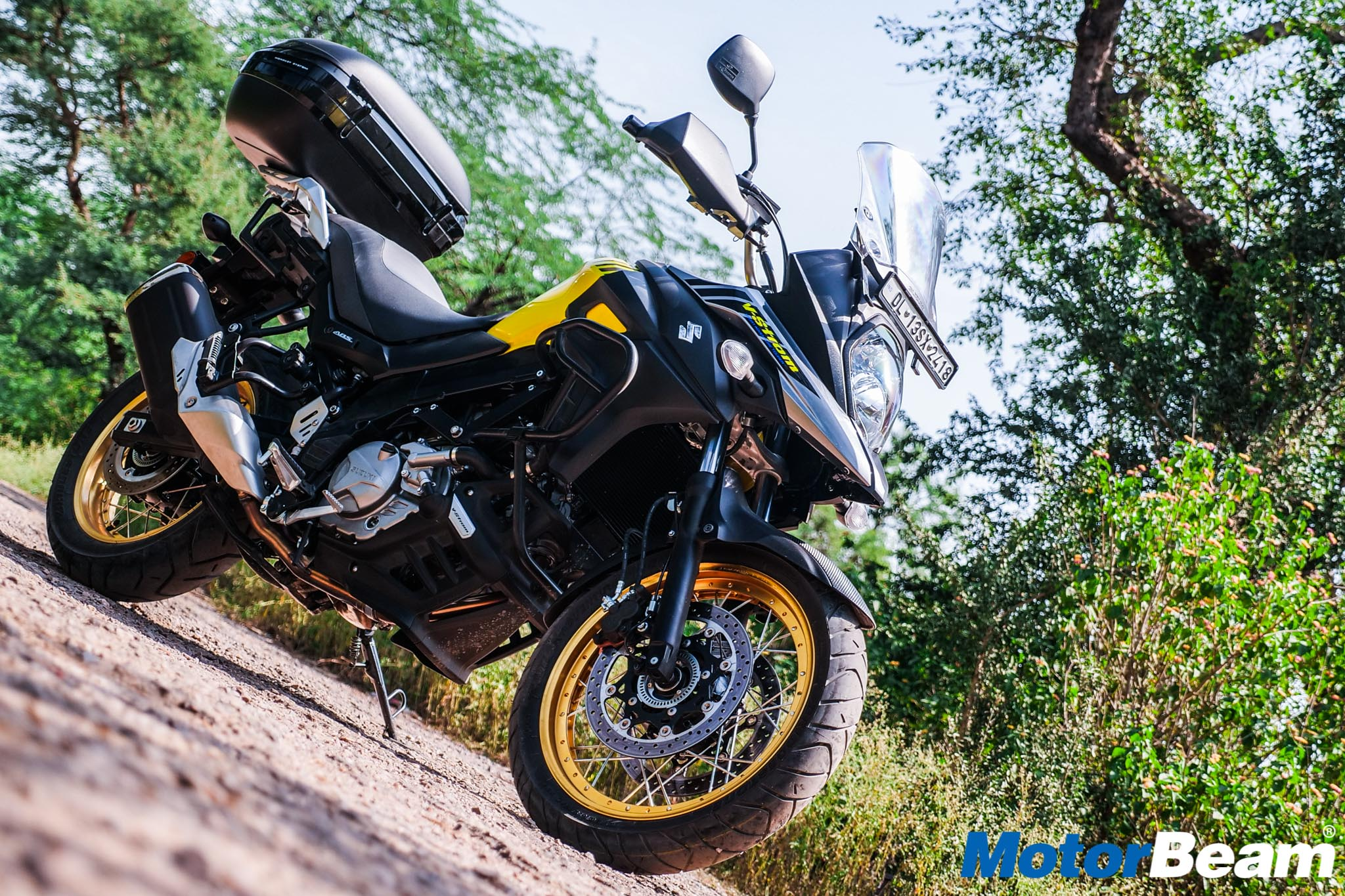 Suzuki V-Strom 650XT Report Test Ride