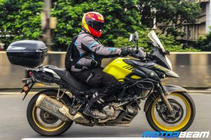 Suzuki V-Strom 650XT Ride To Bangalore
