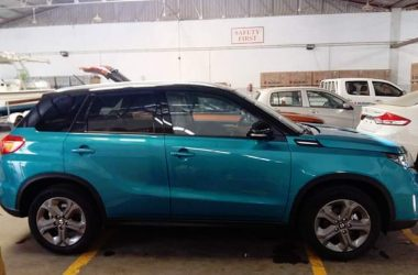 Suzuki Vitara India Import