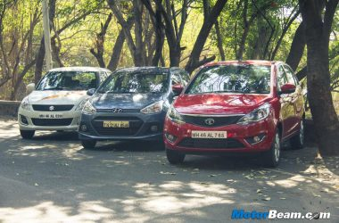 Swift vs Bolt vs Grand i10