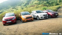 Swift vs Figo vs Grand i10 vs Bolt