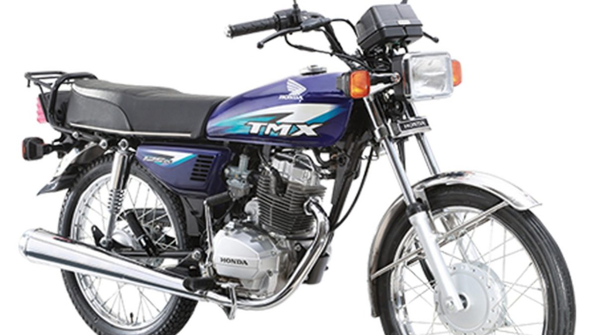 Honda Tmx 125 Alpha Motorcycle Imported In India For R D Motorbeam