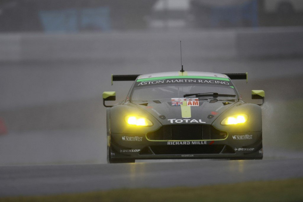 TOTAL Aston Martin Racing Alliance