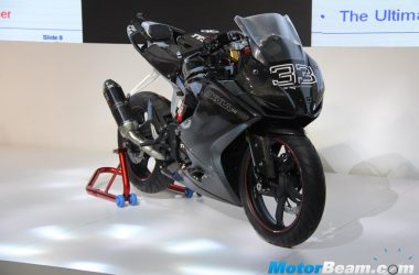 TVS Akula 310 (Apache 300) To Be Priced Under Rs. 2 Lakhs
