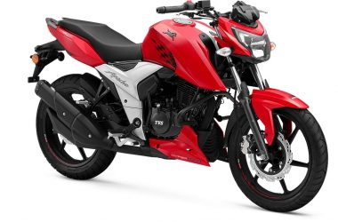 2018 TVS Apache 160 4V Launched, Priced From Rs. 81,490/-