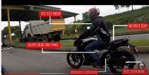 TVS Apache 160 Spotted