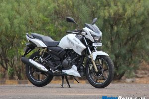 TVS Apache 180 ABS Review