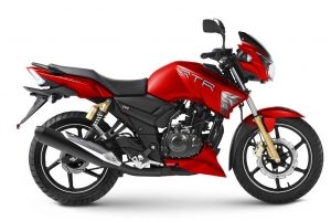 TVS Apache 160, Apache 180 Matte Red Edition Launched