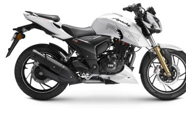 TVS Apache 200 ABS Launched Finally, Priced At Rs. 1.07 Lakhs