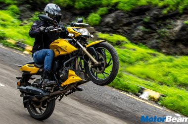 TVS Apache 200 FI Review