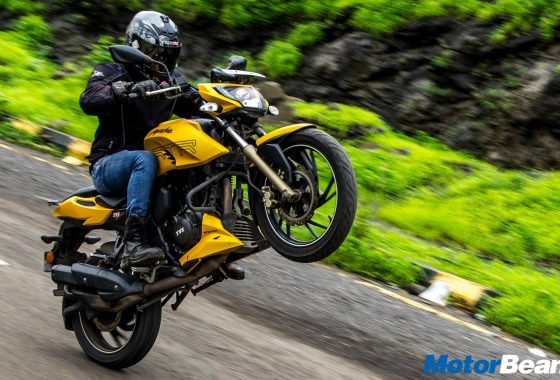 TVS Apache 200 FI Video Review