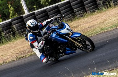 TVS Apache 200 One Make Race – Image Gallery