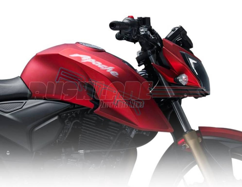 TVS Apache 200 Power