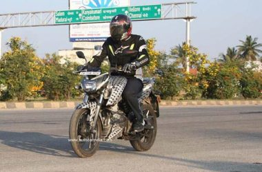 Production Ready TVS Apache 200 Spotted, Specifications Out