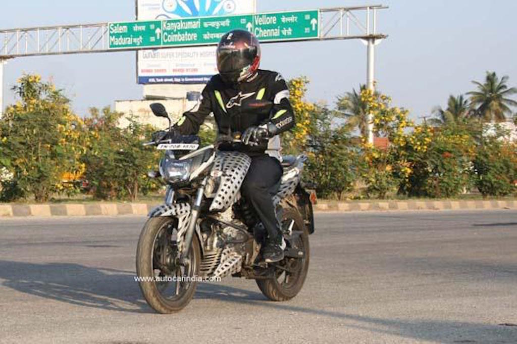 TVS Apache 200 Production Ready