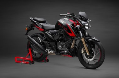 TVS Apache 200 Race Edition 2.0 Launched, Gets Slipper Clutch