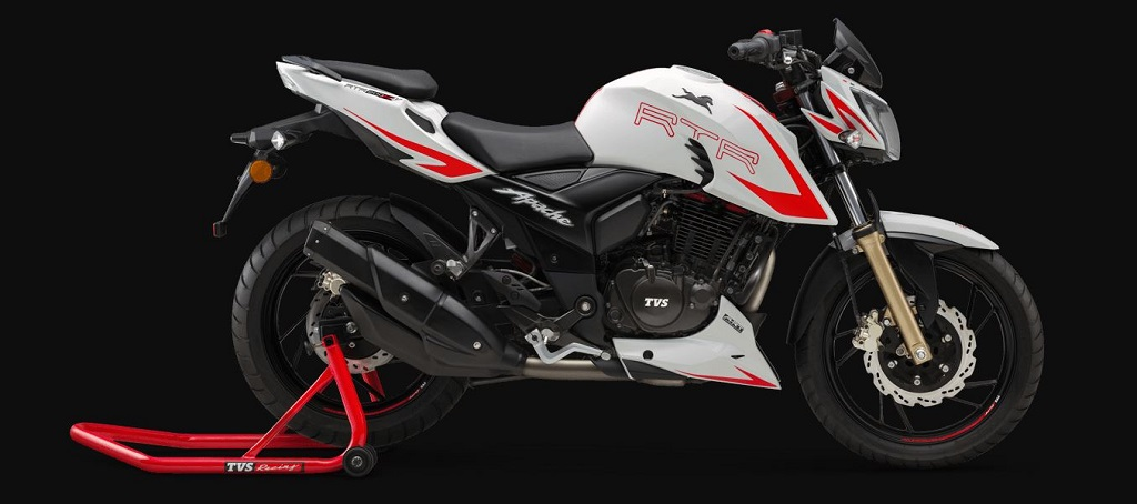 TVS Apache 200 Race Edition Price