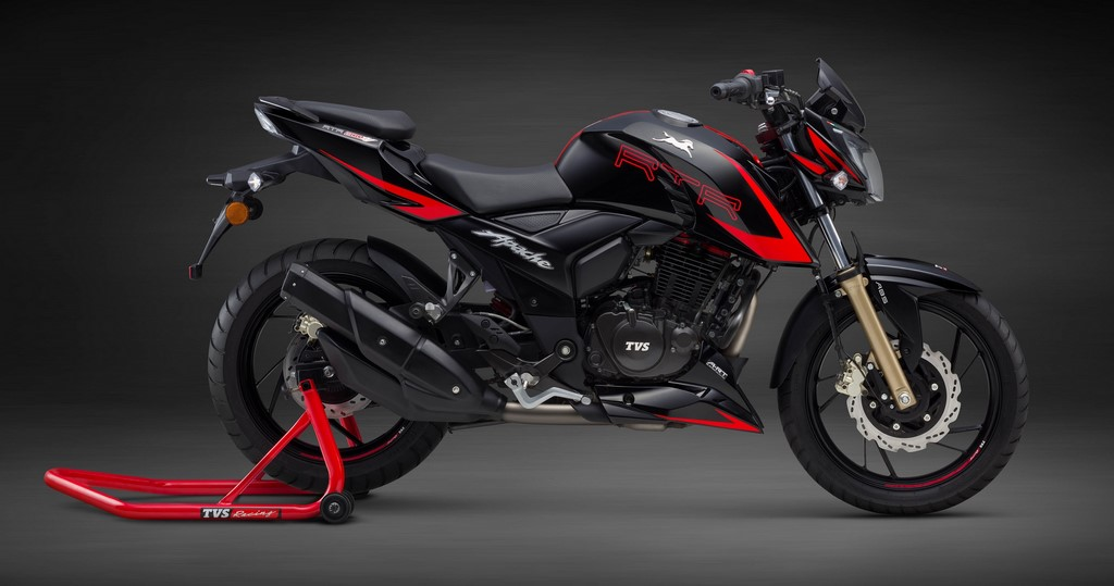 TVS Apache 200 Race Edition