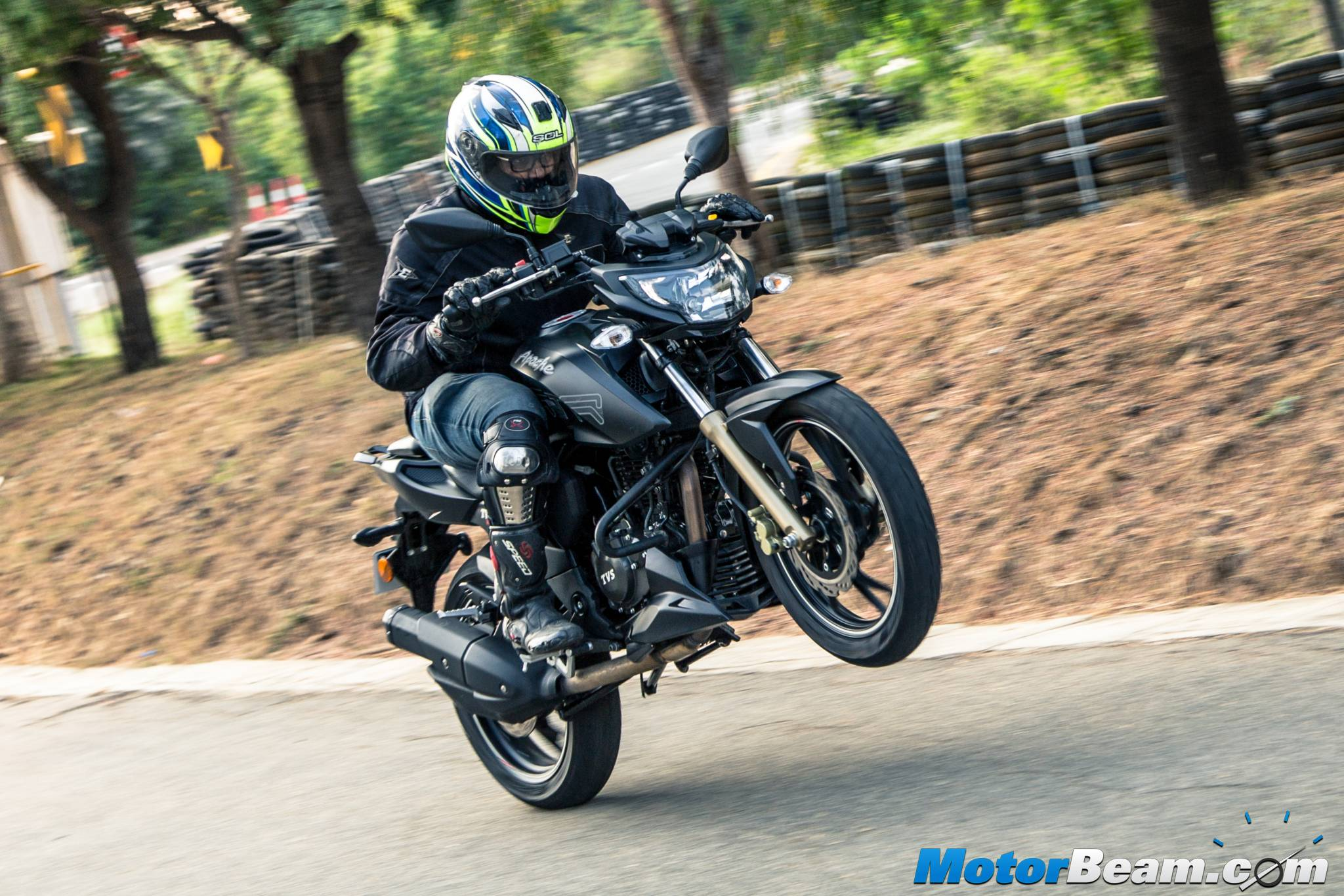 TVS Apache 200 Review