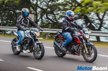 TVS Apache 200 vs Bajaj Pulsar NS 200 Video