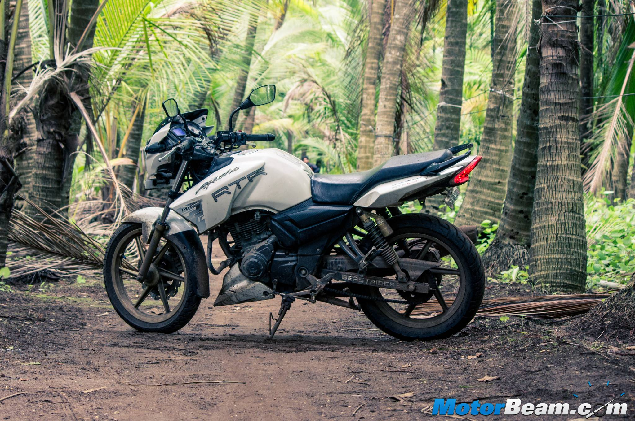 tvs apache rtr 180 abs long term report
