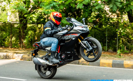 TVS Apache RR 310 BS6 Hindi Video Review