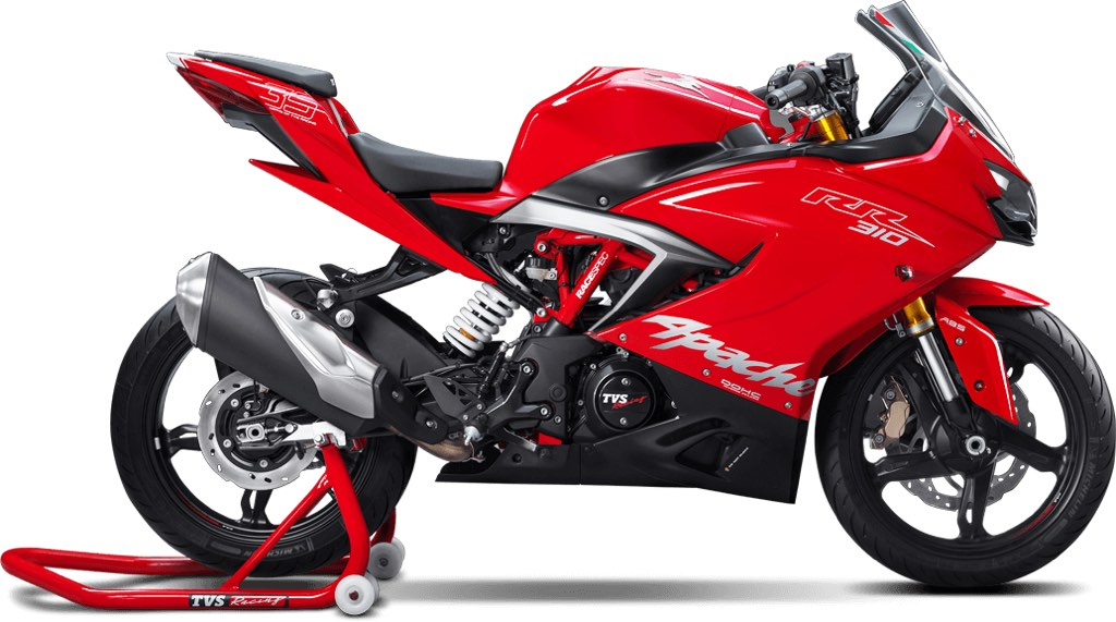TVS Apache RR 310 Colours