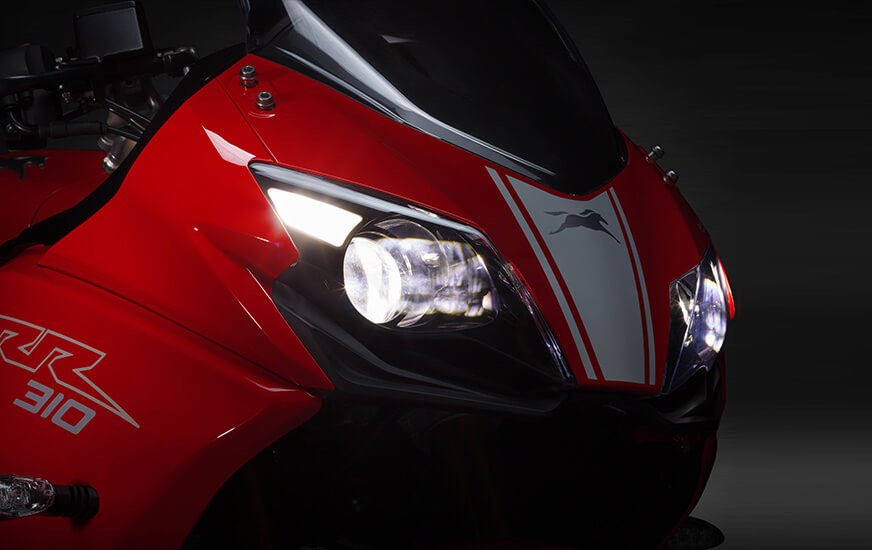 TVS Apache RR 310 Headlight