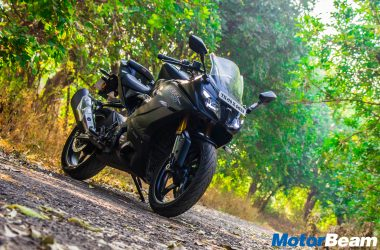 TVS Apache RR 310 Long Term