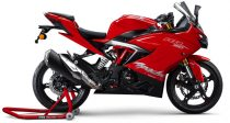 TVS Apache RR 310 Racing Red