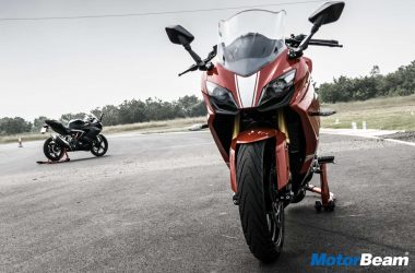 TVS Apache RR 310 Video Review