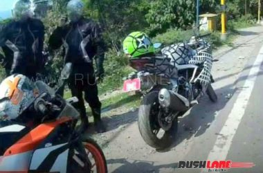 2000 BMW G310R Produced A Month; Apache 310 Spied With RC 390