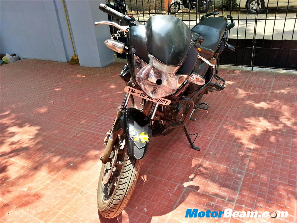Nishanth Shares His TVS Apache RTR 180 Ownership Review