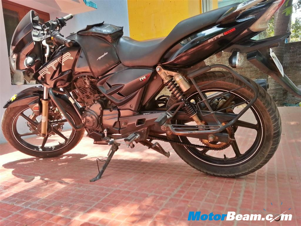 TVS Apache RTR180 Ownership Review