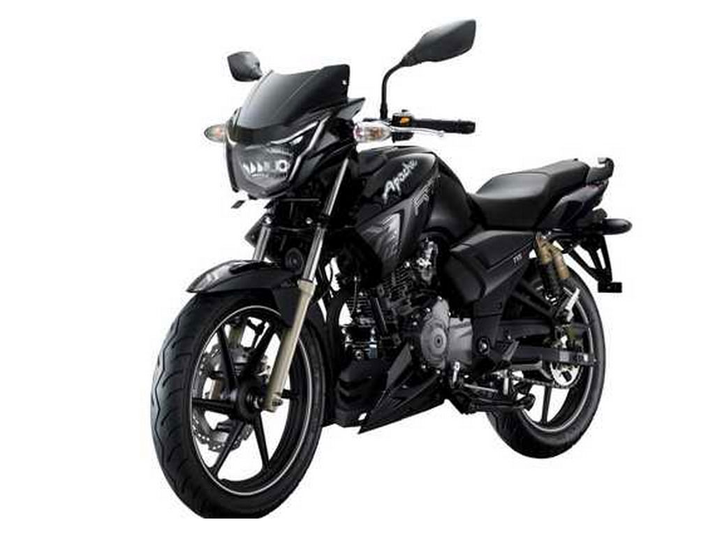 Tvs Apache 160 Price Review Mileage Features Specifications
