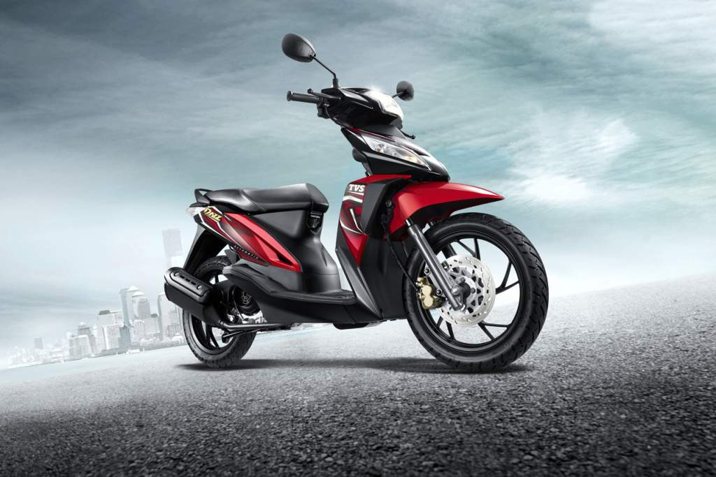 TVS Dazz Scooter Indonesia
