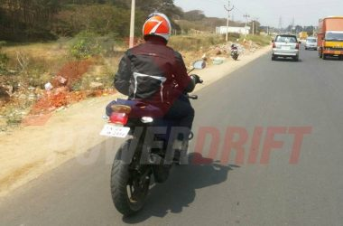 TVS Testing Draken In India, Next Gen Apache Based On It