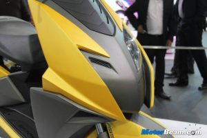 TVS Graphite Unveil