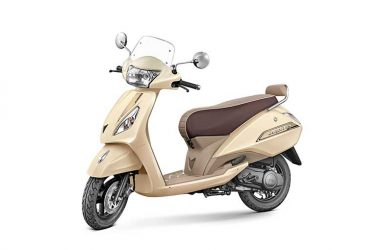 TVS Jupiter Classic Edition Launched, Priced At Rs. 55,266/-
