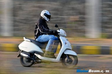 TVS Jupiter Is Fastest Scooter To Reach 5 Lakh Sales In India